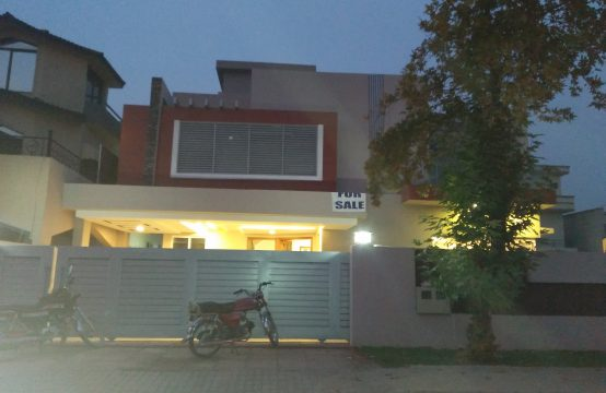 1 Kanal Beautiful House for Sale in Bahria Town, Islamabad by Asian House Care – Pvt Ltd